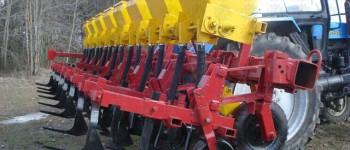 Культиваторы для междурядной обработки почвы Техмаш
