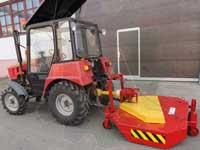Косилка навесная к МИНИ трактору и к МТЗ 82