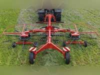 Грабли-ворошилки роторные НТ -745