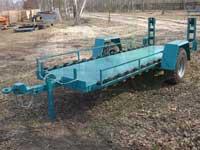 Тележка садовая ТКС-3-М