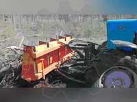 Оборудование навесное для сбора веток ЕМ-2200