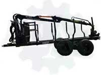 Машина транспортно-погрузочная лесная МТПЛ 5-11-11тонн