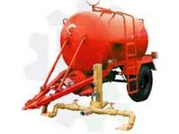 Прицеп цистерна поливомоечный ПМ-3