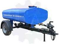 Прицеп цистерна поливомоечный ЛКТ-2П