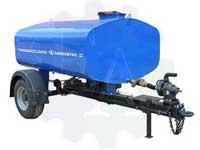 Прицеп цистерна поливомоечный ЛКТ-3,5П