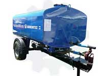 Прицеп цистерна поливомоечный ЛКТ-5П