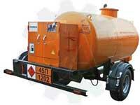 Топливозаправщик прицепной мод. ТЗ-4,2 (передвижная азс)