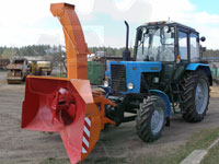 Снегоочиститель роторный ЕМ-800