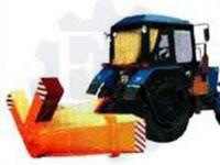 Оборудование снегоочистительное навесное СНТ-2500