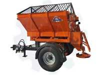 Пескоразбрасыватель прицепной тракторный РП-2,0