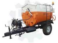 Рециклер асфальтобетона ЕМ-3200