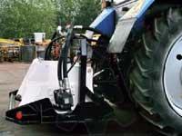 Оборудование навесное фрезерное ЕМ-1000 для ямочного ремонта