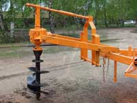 Бур садовый БС-500
