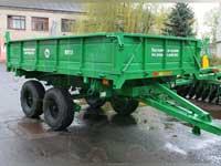 Полуприцеп тракторный универсальный ПТУ-7,5