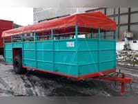 Полуприцеп тракторный ТПС6