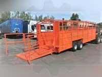 Полуприцеп тракторный ТПС6-01