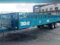 Тележка для перевозки скота ТПС6-02