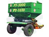 Распределитель минеральных удобрений РУ-3000