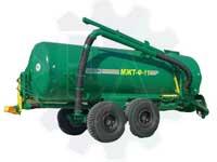 Машина для внесения жидких органических удобрений (бочка для транспортировки навоза) МЖТ-Ф-11