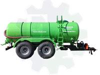 Машина для внесения жидких органических удобрений ЛКТ-11В