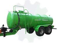 Машина для внесения жидких органических удобрений ЛКТ-16В