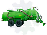 Машина для внесения жидких органических удобрений МВЖУ-11