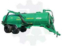 Машина для внесения жидких органических удобрений (бочка для транспортировки навоза) МЖУ-20