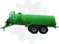 Машина для внесения жидких органических удобрений МВЖУ-16