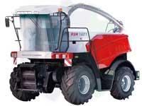 Кормоуборочный комбайн RSM F 2450 / 2550 / 2650