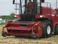 Подборщик для КВК-800