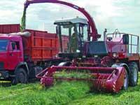 Подборщик для КСК-600