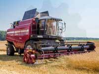 Зерноуборочный комбайн КЗС-1218A-1 «Палессе GS12A1»