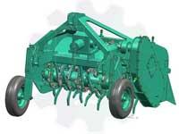 Агрегат почвообрабатывающий комбинированный АПК-1,4