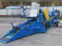 Скутер-подборщик СКП-40